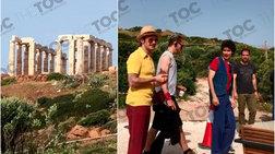 Οι Έλληνες κομπάρσοι του BBC - Όλα όσα έγιναν στο Σούνιο [φωτο - βίντεο]