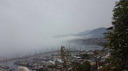 Απίστευτο φαινόμενο ομίχλης πάνω από την Κρήτη [Βίντεο-Φωτό]