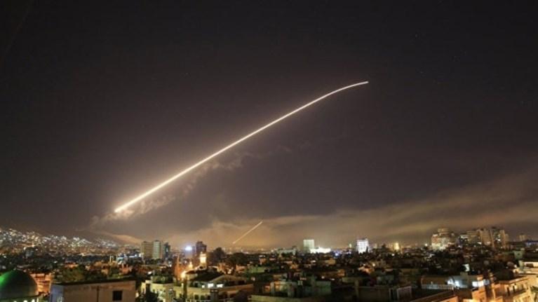 Αποτέλεσμα εικόνας για επιθεση στη συρια