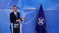 Στόλτενμπεργκ: Η ένταση στο Αιγαίο δεν είναι θέμα του ΝΑΤΟ