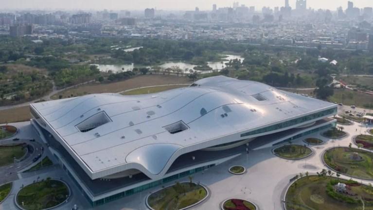 Έτοιμο το μεγαλύτερο κέντρο τεχνών στον κόσμο