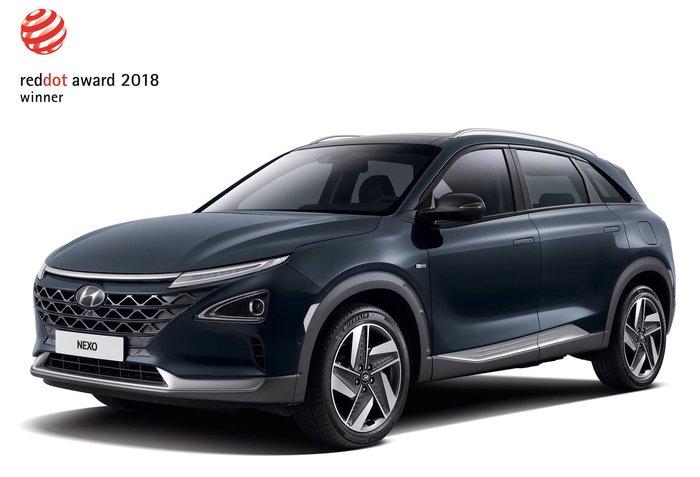 Τα SUV της Hyundai βραβεύτηκαν για το σχεδιασμό τους