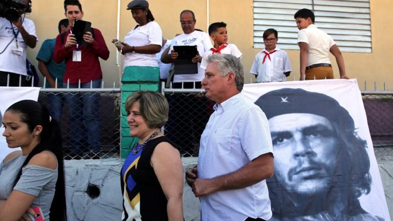 Κούβα: Ο Μιγκέλ Ντίαζ-Κανέλ και επίσημα διάδοχος του Ραούλ Κάστρο