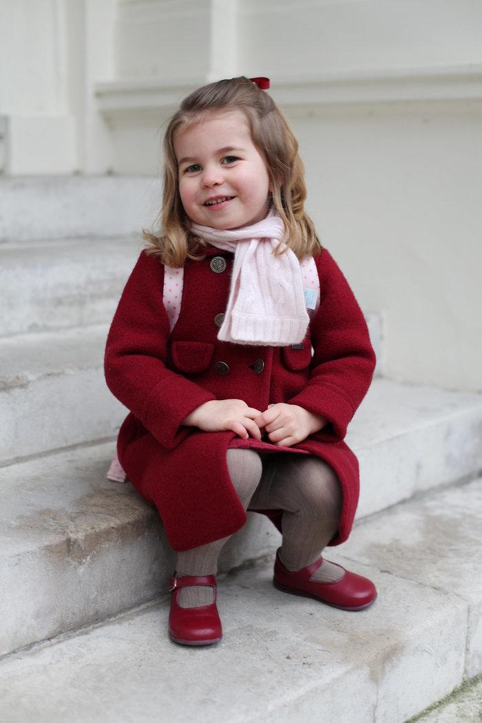 Γιατί η Σάρλοτ θα κερδίσει μια θέση στην ιστορία όταν γεννηθεί το νέο μωρό - εικόνα 5