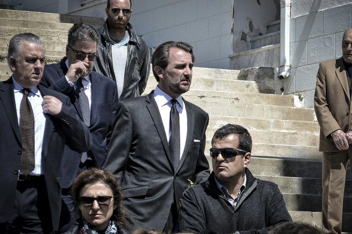Στην Ανδρο το τελευταίο αντίο στον Αλέξανδρο Σταματιάδη [Εικόνες] - εικόνα 8