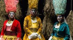 Ανατρεπτική μπαρόκ όπερα από τους bijoux de kant σε Λυρική. Πρώτες εικόνες
