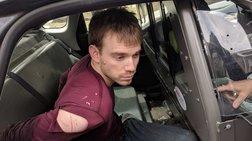 ΗΠΑ: Συνελήφθη ο άντρας που σκότωσε γυμνός τέσσερις ανθρώπους σε εστιατόριο