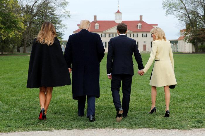 Η ώρα της αλήθειας για τη φιλία Μακρόν - Τραμπ - εικόνα 8