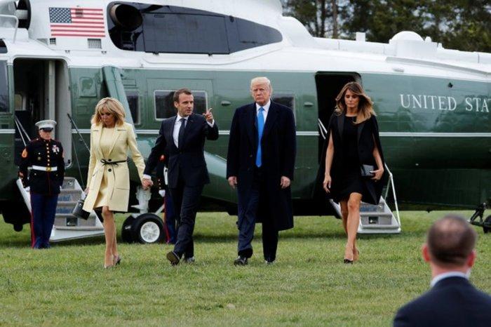 Η ώρα της αλήθειας για τη φιλία Μακρόν - Τραμπ - εικόνα 2