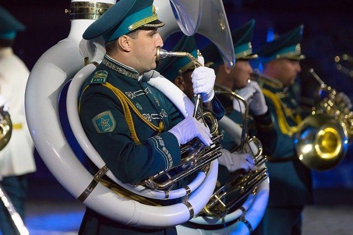 Athens Military Music Festival για πρώτη φορά στην Αθήνα