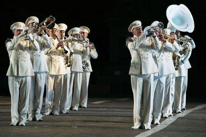 Athens Military Music Festival για πρώτη φορά στην Αθήνα - εικόνα 8