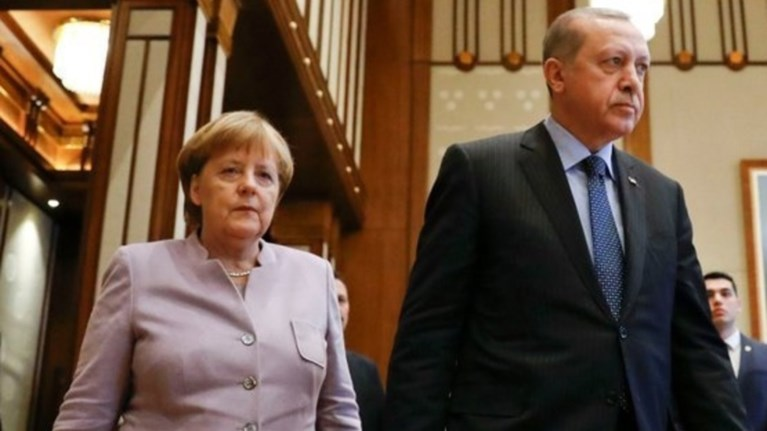 Νέα ένταση στις σχέσεις της Γερμανίας με την Τουρκία