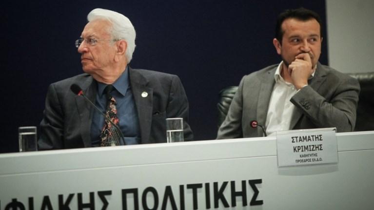 Τι απαντά το υπουργείο Ψηφιακής Πολιτικής στον Κριμιζή