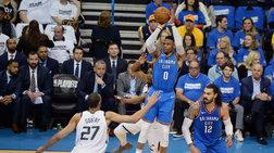 Ιστορική ανατροπή στο NBA: Μεγάλη νίκη της Οκλαχόμα