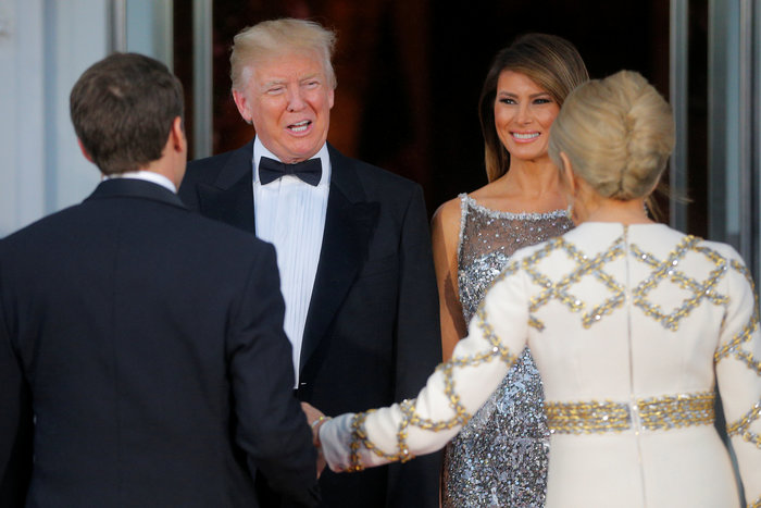 Δεν φαντάζεστε τι δώρο γενεθλίων πήρε η Μελάνια από τον Τραμπ - εικόνα 8