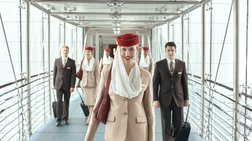 Open Day από την Emirates το Σάββατο 28 Απριλίου για Πληρώματα θαλάμου