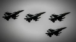 Εγκρίθηκε η αναβάθμιση των F-16 σε έκτακτη συνεδρίαση του ΚΥΣΕΑ