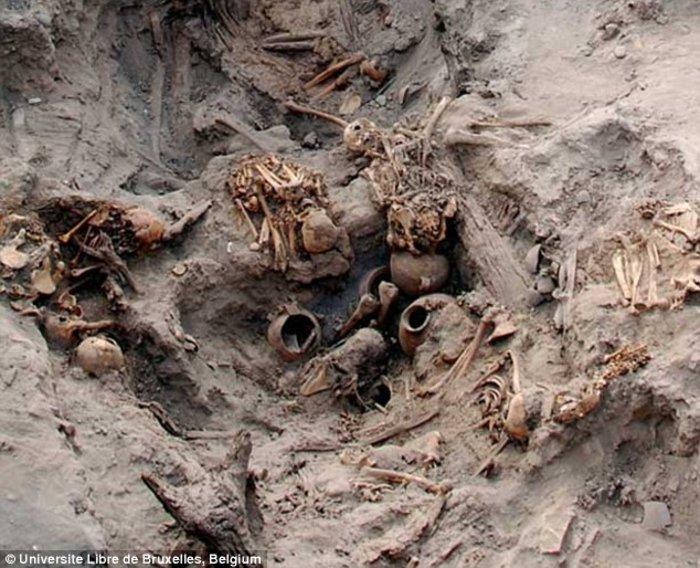 Περού: Ανακαλύφθηκε ομαδικός τάφος παιδιών από αρχαιολόγους
