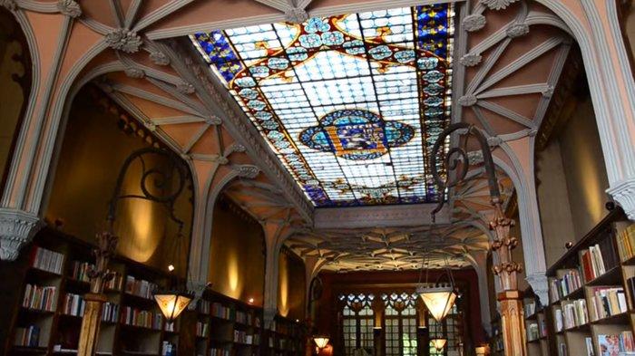 Lello, ένα από τα πιο όμορφα βιβλιοπωλεία του κόσμου - εικόνα 2