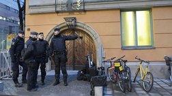Σουηδία: Συνέλαβαν τρεις που προετοίμαζαν τρομοκρατικό χτύπημα