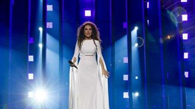 eurovision-h-gianna-terzi-stin-prwti-proba-tis-elladas
