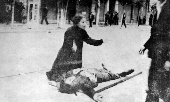 Η ματωμένη Πρωτομαγιά της Θεσσαλονίκης του ΄36 - εικόνα 5