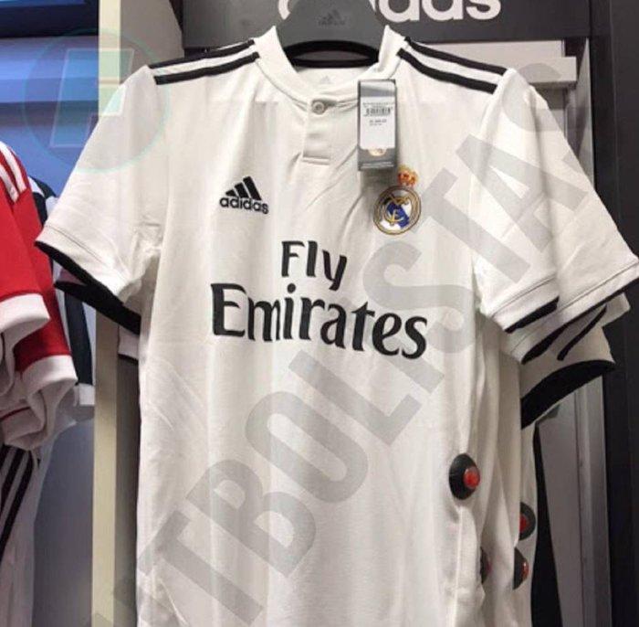 Η νέα εμφάνιση της Ρεάλ Μαδρίτης για τη σεζόν 2018-2019
