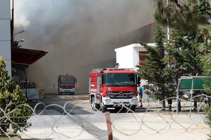 """Ξάνθη: """"Πνιγμένη"""" στο νέφος η περιοχή γύρω από το εργοστάσιο της Sunlight - εικόνα 4"""