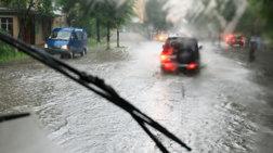 Έκτακτο της ΕΜΥ: Ισχυρές καταιγίδες και χαλαζόπτωση