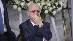 Θρήνος στην κηδεία του Κώστα Γιαννακόπουλου