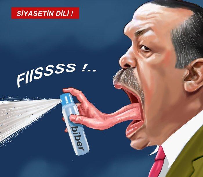 Το Διεθνές Βραβείο Σκίτσου στον φυλακισμένο Τούρκο Μούσα Καρτ - εικόνα 3