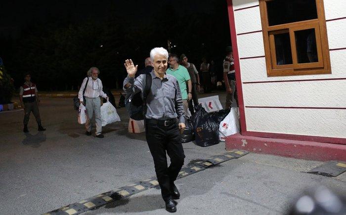 Το Διεθνές Βραβείο Σκίτσου στον φυλακισμένο Τούρκο Μούσα Καρτ