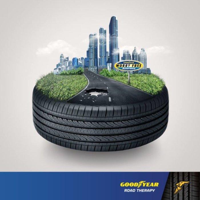 Η Goodyear θα προσφέρει τα πιο 'βιώσιμα' ελαστικά