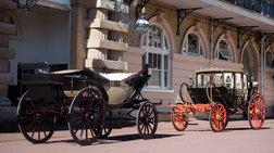 Αυτή είναι η άμαξα που θα μεταφέρει τη νύφη Μέγκαν και τον γαμπρό Χάρι