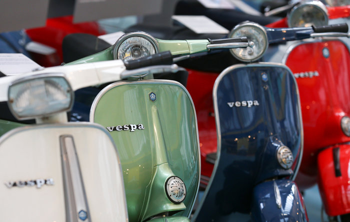 Vespa Primavera: Το σύμβολο μιας ολόκληρης εποχής 50άρισε - εικόνα 7