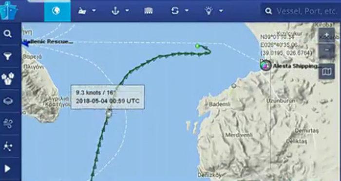 Ατύχημα βλέπει η Αθήνα πίσω από το συμβάν με το τουρκικό πλοίο - εικόνα 3