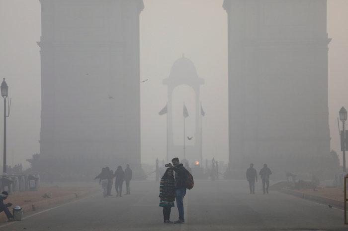 150 οι νεκροί στην Ινδία από καταιγίδες και αμμοθύελλες - εικόνα 3