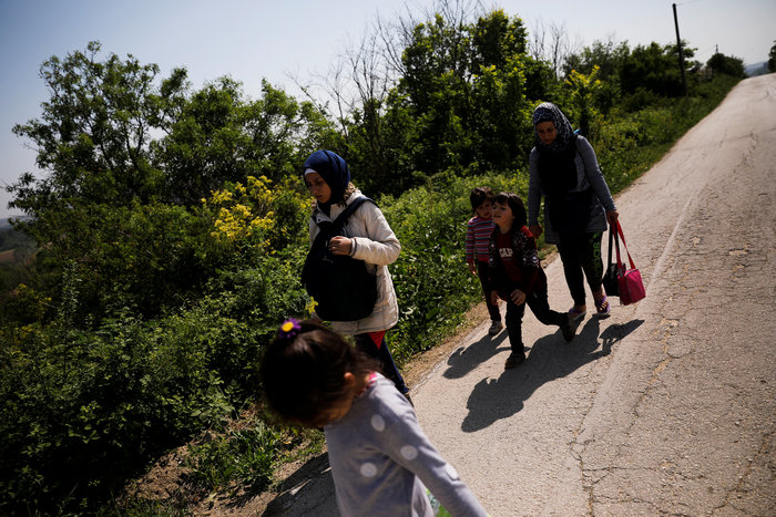 ΕΕ: Είμαστε έτοιμοι να ενισχύσουμε τα χερσαία σύνορα Ελλάδας-Τουρκίας