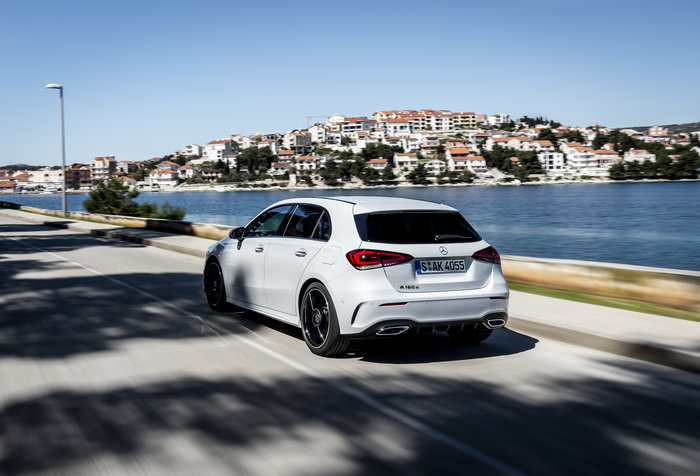 Από 32.288€ στην Ελλάδα η βασική έκδοση της νέας Mercedes A Class - εικόνα 2