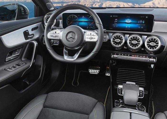 Από 32.288€ στην Ελλάδα η βασική έκδοση της νέας Mercedes A Class - εικόνα 3