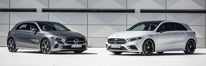 Από 32.288€ στην Ελλάδα η βασική έκδοση της νέας Mercedes A Class - εικόνα 4