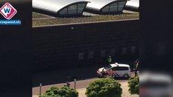 Επίθεση με μαχαίρι στη Χάγη - Υπάρχουν τρεις τραυματίες