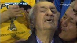 Πρωταθλήτρια η ΑΕΚ - Ξέσπασε σε κλάματα ο Νεστορίδης (φωτό)