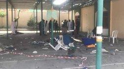 Τουλάχιστον 13 νεκροί σε ισχυρή έκρηξη σε τέμενος στο Αφγανιστάν