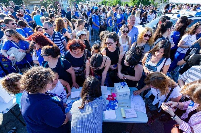 Παγκόσμια Ημέρα Ευχής και στην Αθήνα με ένα γιγάντιο Μήνυμα Ελπίδας - εικόνα 3