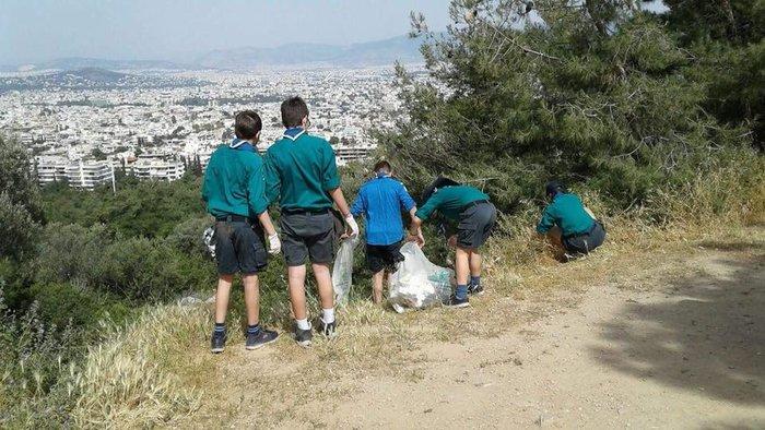 Προσκοπικό Let's Do It Greece 2018 - εικόνα 2