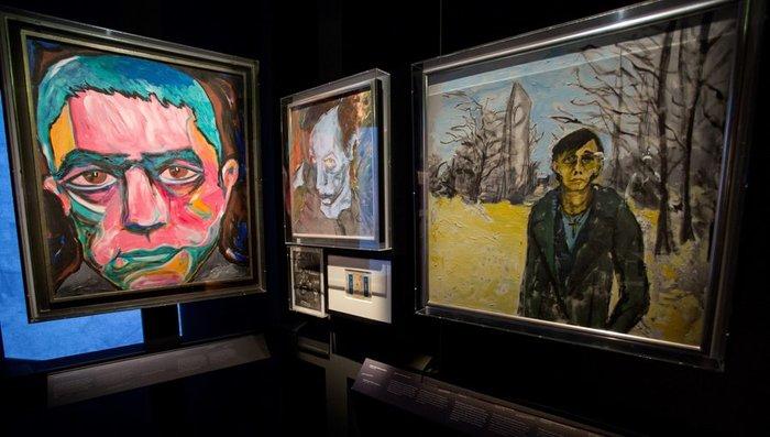 Ντέιβιντ Μπάουι, ένας υπέροχος... ζωγράφος: Αυτά είναι τα έργα του