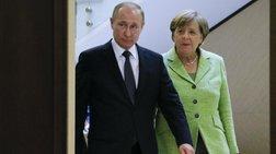 Εντός του μήνα η συνάντηση Μέρκελ - Πούτιν στο Σότσι