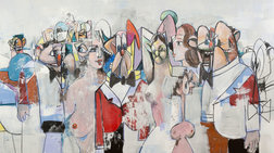 George Condo: Η πρώτη μεγάλη μουσειακή έκθεσή του στην Ελλάδα