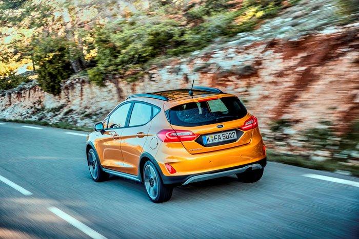 Το Ford Fiesta Active στην Ελλάδα από 17.244€ με 8 χρόνια εγγύηση
